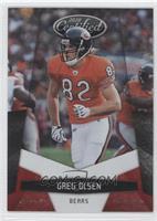 Greg Olsen #/999