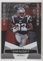 New Generation - Devin McCourty #/999