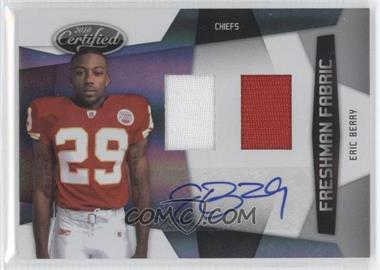 2010 Certified - [Base] #283 - Eric Berry /699