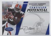 Montario Hardesty /50
