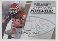 Dexter McCluster #/25