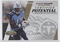 Damian Williams /25