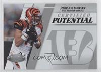 Jordan Shipley #/999