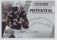Ryan Mathews #/999