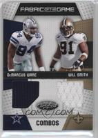 DeMarcus Ware, Will Smith /100