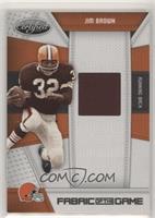 Jim Brown #/250