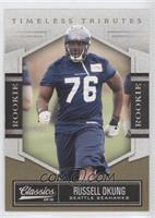 Russell Okung #/50