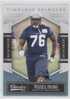 Russell Okung #/25