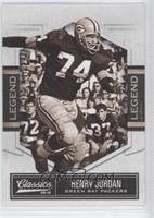 Henry Jordan /999