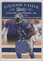 Calvin Johnson Jr. /175