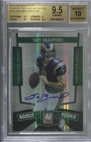 Sam Bradford /199 [BGS 9.5 GEM MINT]