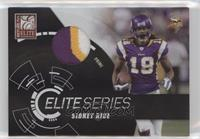 Sidney Rice [Noted] #/50