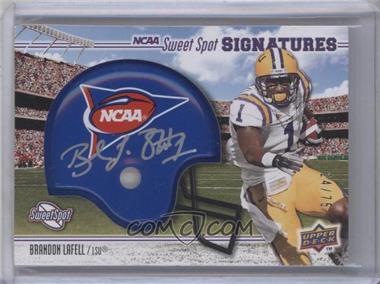2010 NCAA Sweet Spot - [Base] - Rookie Signature Variations [Autographed] #149 - Brandon LaFell /75