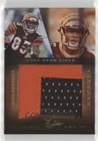 Chad Ocho Cinco [Noted] #/25