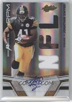 Rookie Premiere Materials NFL Signatures - Jonathan Dwyer #/299