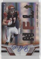 Rookie Premiere Materials NFL Signatures - Jordan Shipley /299