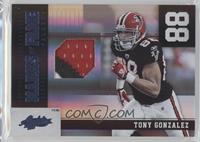 Tony Gonzalez #/50