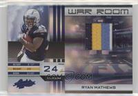 Ryan Mathews /50