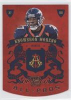 Knowshon Moreno