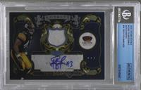 Troy Polamalu /25 [BGS AUTHENTIC]