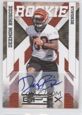 2010 Panini Epix - [Base] - Signatures [Autographed] #129 - Dezmon Briscoe /499
