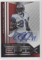 Calvin Johnson Jr. /10