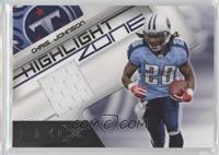 Chris Johnson #171/200