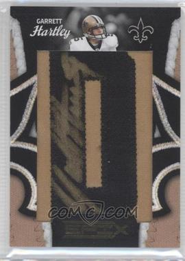 2010 Panini Epix - New Orleans Saints Who Dat Lettermen - [Autographed] #2 - Garrett Hartley /240