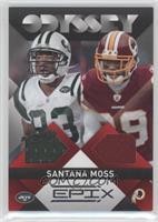 Santana Moss /200