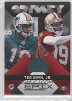 Ted Ginn Jr. /299