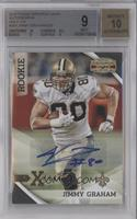Jimmy Graham [BGS 9 MINT] #/299