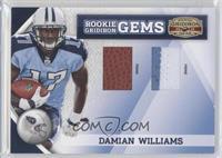 Damian Williams #/50
