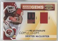 Dexter McCluster #/15