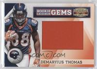 Demaryius Thomas #/25