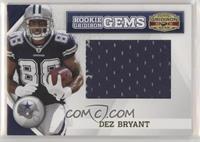 Dez Bryant #/25