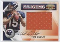 Tim Tebow #/25
