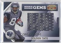 Rookie Gridiron Gems Jumbo Signatures - Golden Tate /326