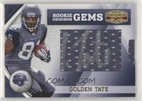 Rookie Gridiron Gems Jumbo Signatures - Golden Tate #/326