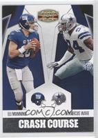 DeMarcus Ware, Eli Manning #/250