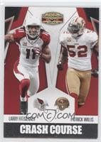Larry Fitzgerald, Patrick Willis /250