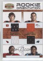 Andre Roberts, Armanti Edwards, Eric Decker, Jordan Shipley #/150