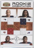 Marcus Easley, Mardy Gilyard, Mike Williams, Taylor Price /150