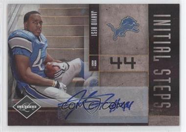 2010 Panini Limited - Initial Steps - Signatures [Autographed] #24 - Jahvid Best /99