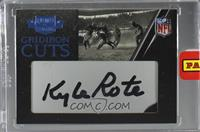 Kyle Rote [Uncirculated] #/80