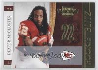 Dexter McCluster [Noted] #/10