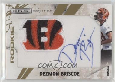 2010 Panini Rookies & Stars - [Base] - Rookie Holofoil Signatures [Autographed] #269 - Dezmon Briscoe /299