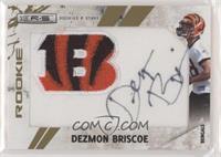 Dezmon Briscoe #/299