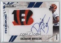 Dezmon Briscoe #/25