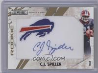 C.J. Spiller #/201