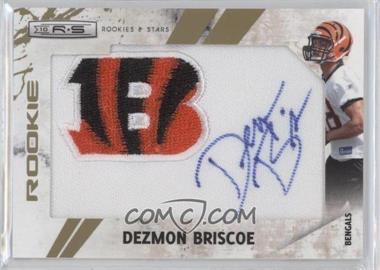 2010 Panini Rookies & Stars - [Base] #269 - Dezmon Briscoe /299
